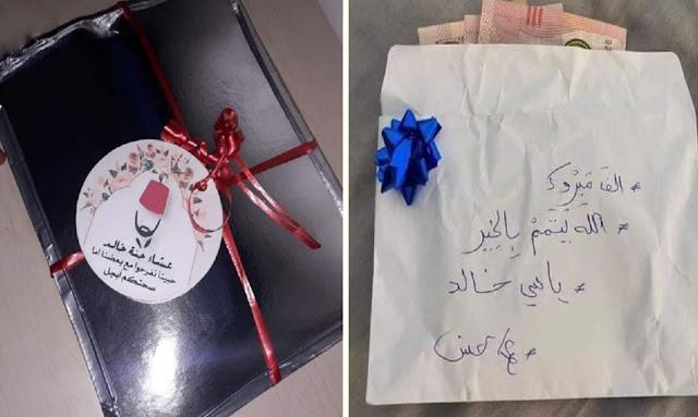 عريس تونسي يرسل عشاء الحنة إلى المنازل