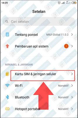 Cara Setting APN Telkomsel di Android, Access Point Name Telkomsel