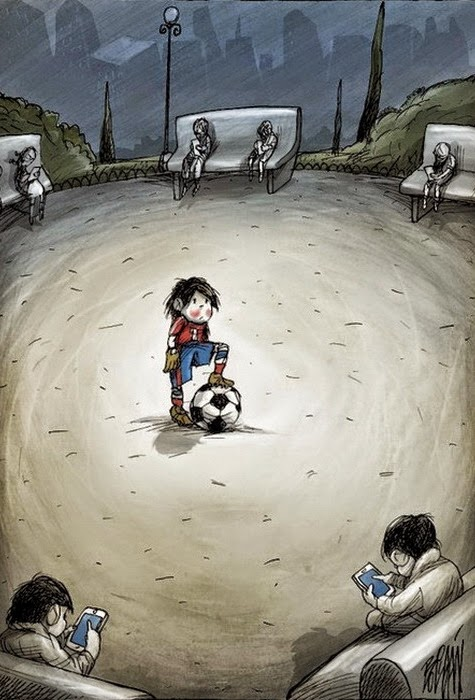 Angel Boligan - Sátira Surrealista |  Sem mais Futebol