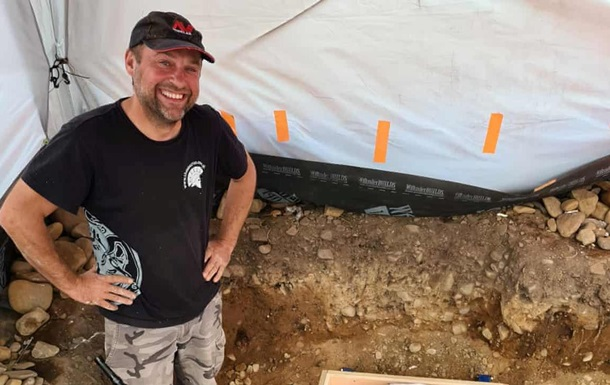 Археолог-любитель знайшов клад віком три тисячі років