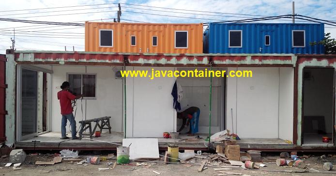 Javacontainer Com Jual Container Bekas Pusat Pembuatan