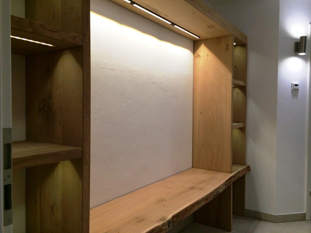 spa und wellness interwellness garderobe aus massiver eiche. Black Bedroom Furniture Sets. Home Design Ideas