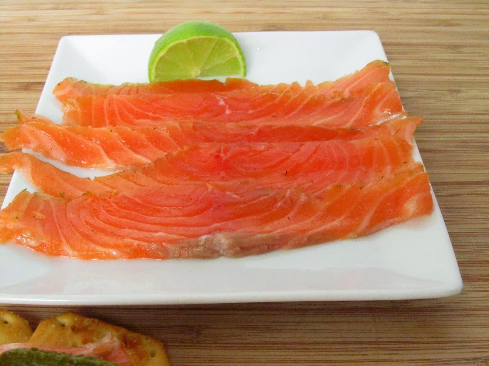 salmón-marinado