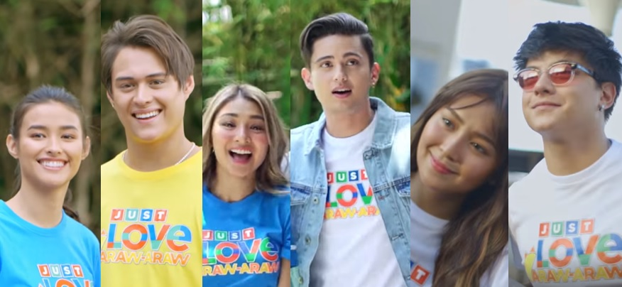 """ABS-CBN launches Summer Station ID 2018 """"Just Love Araw-Araw"""""""