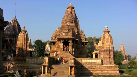Kharaho Temple India 892