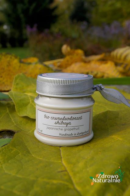 Bioana - Dezodorant w kremie shibuya