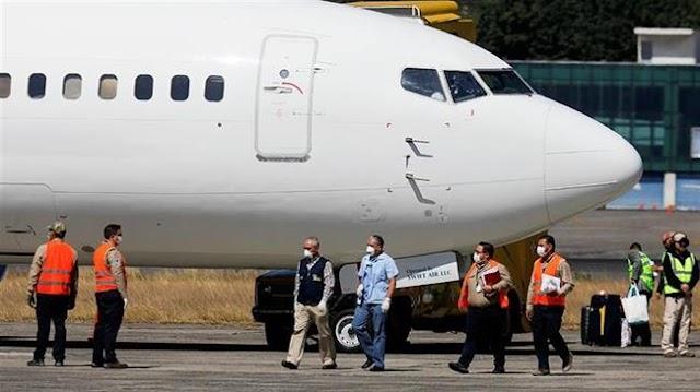Many refugees on US deportation flight to Guatemala had coronavirus: Official