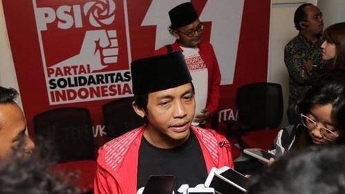 PAN Gabung Koalisi Jokowi, PSI Ucapkan Selamat Datang dan Ingatkan Stop Main Dua Kaki