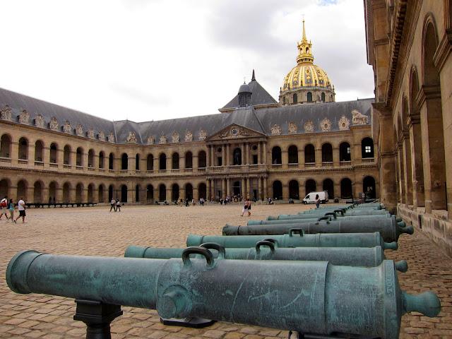 Museu des Invalides em Paris