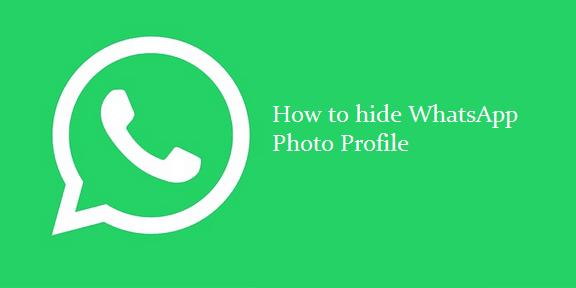 Cara Foto profil WA tidak bisa dilihat orang lain