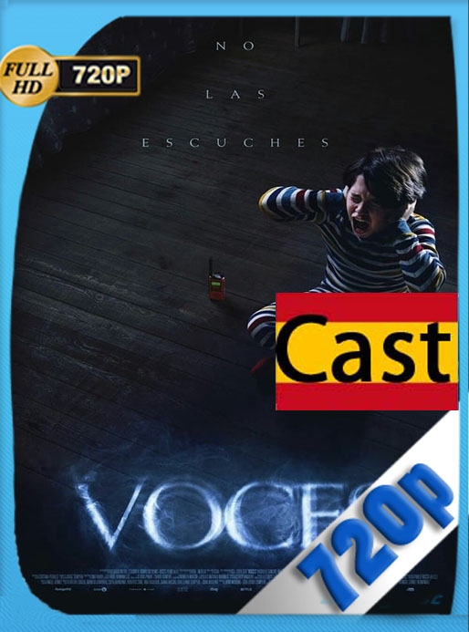 Voces (2020) HD 720p Castellano [GoogleDrive] [tomyly]