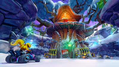Crash Team Racing Nitro Fueled Game Screenshot 9