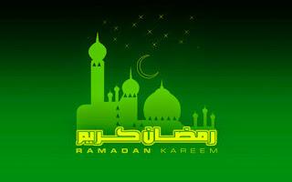 Kumpulan Desain Background Gambar Islami Ramadan Kareem