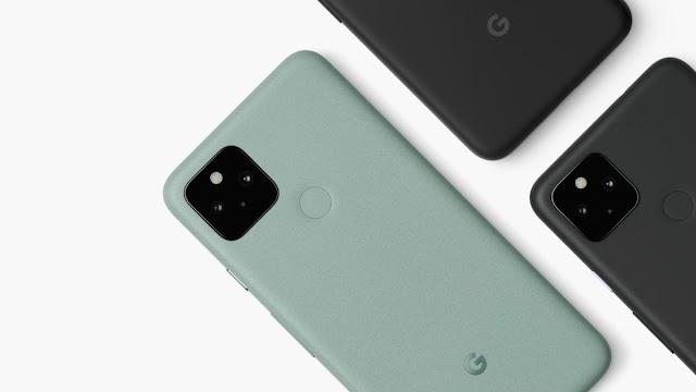 【手機情報】Google Pixel 5 主打出色夜視及拍攝功能