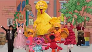Elmo, Abby Cadabby and Big Bird sing Elmo's Got the Moves. Sesame Street The Best of Elmo 3