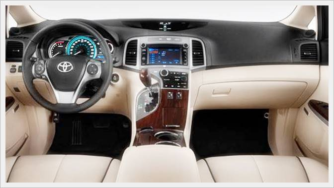 2017 Toyota Venza Interior Toyota Update Review