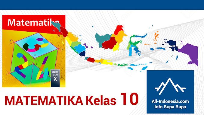 Materi Matematika Kelas 10 Kurikulum 2013 Edisi 2017