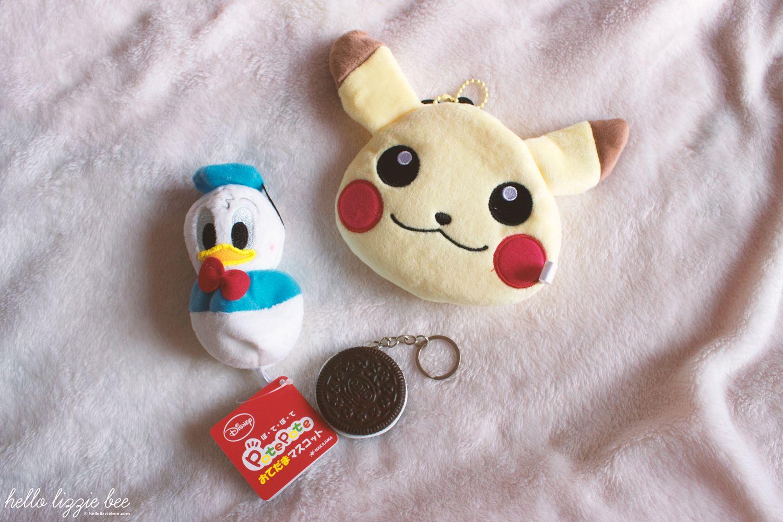 kawaii, pikachu, disney donald duck