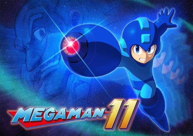 Mega Man 11 é anunciado para celebrar os 30 anos da franquia!