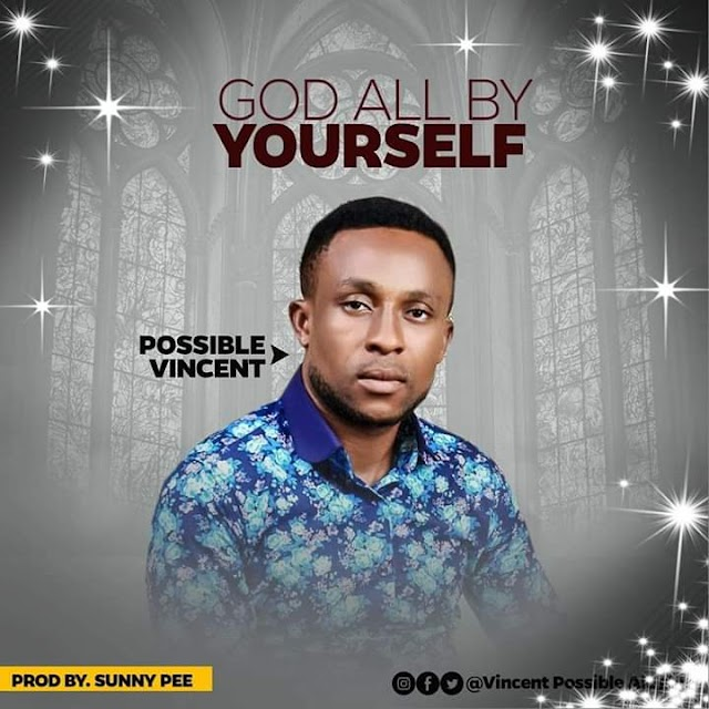 Possible Vincent Drops New Single - 'God All By Yourself'