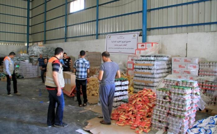 اللجنة القطرية: نجهز لإطلاق أكبر مشروع قسائم شرائية بغزة التفاصيل من هناا