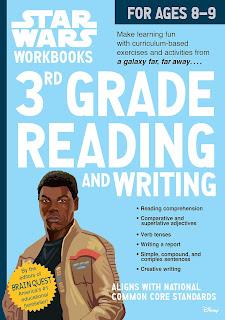 Star Wars 3rd Grade Reading & Writing