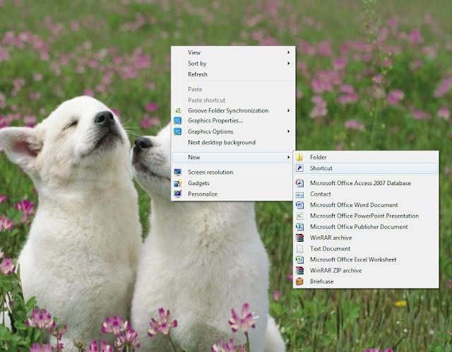 Đùa tí cho vui - tạo Shortcut tắt máy để chơi khăm bạn trên Windows