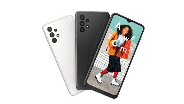 مواصفات وسعر هاتف Galaxy A32 5G أرخص هاتف 5G لعام 2021