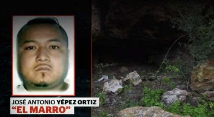 """""""El Marro"""" líder del Cártel de Santa Rosa de Lima esta acorralado y a salto de mata; hallan cueva donde estuvo escondido con armas y comida"""