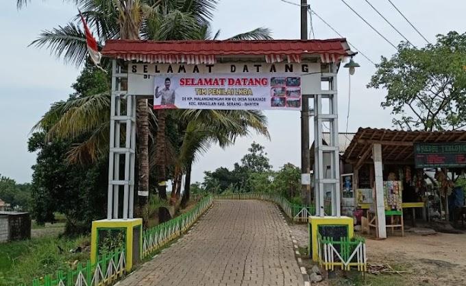 Patut Diapresiasi, Desa Sukajadi Jadi Contoh Kampung Paling Bersih dan Aman