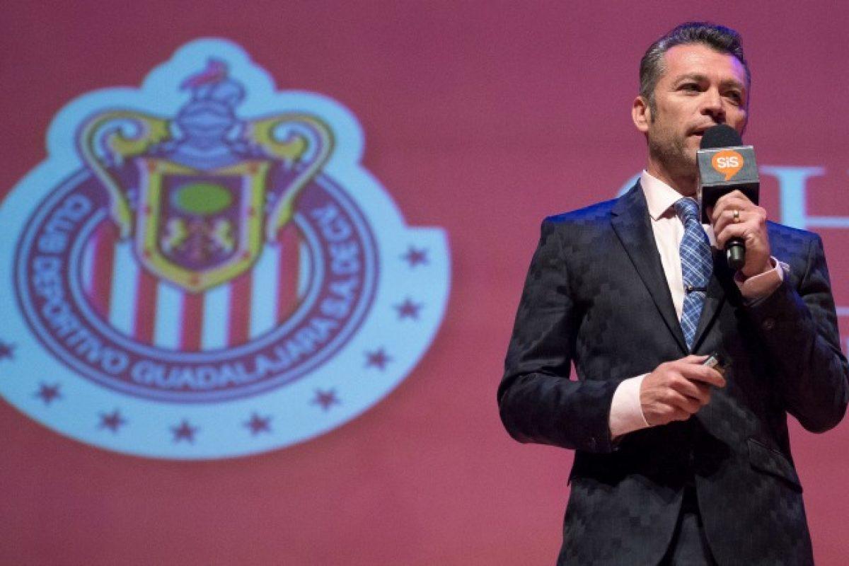 José Luis Higuera, CEO de Omnilife Chivas.