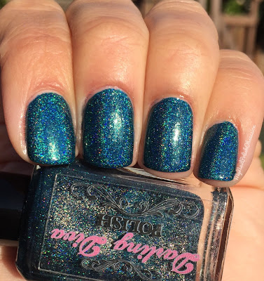 Darling Diva Polish Deadpool Collection; Francis