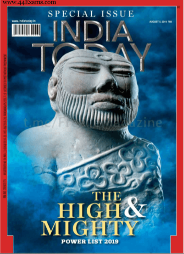 India-Today-5-August-2019-Current-Affairs-For-All-Competitive-Exam-PDF-Book