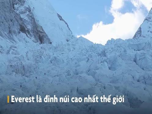 Everest đỉnh núi cao nhất thế giới, mùa hè âm 19 độ C