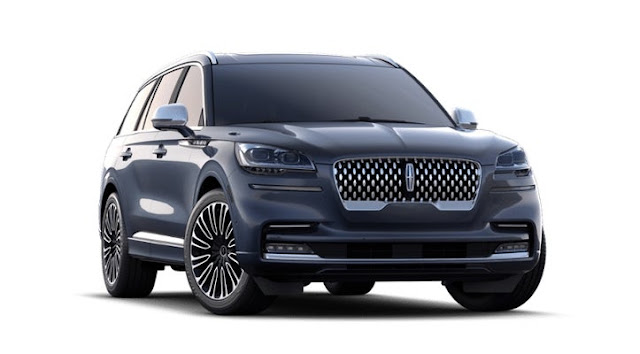 2020 Lincoln Aviator Price, specs and Photos