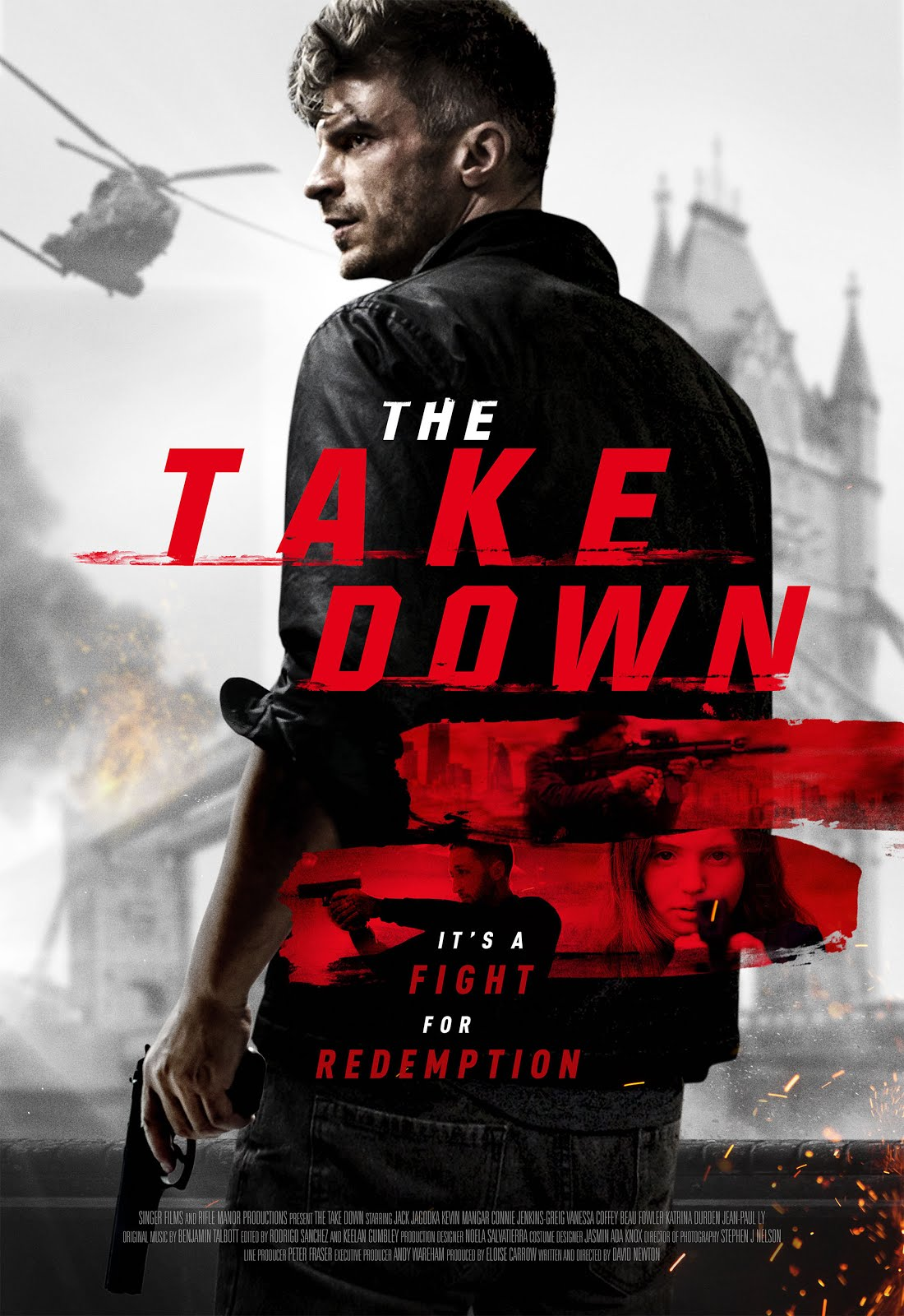 The Take Down 2017 Hindi Dual Audio 300MB HDRip ESubs Download
