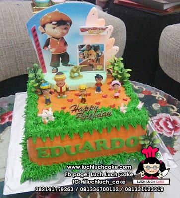 Kue Tart Ulang Tahun BOBOIBOY
