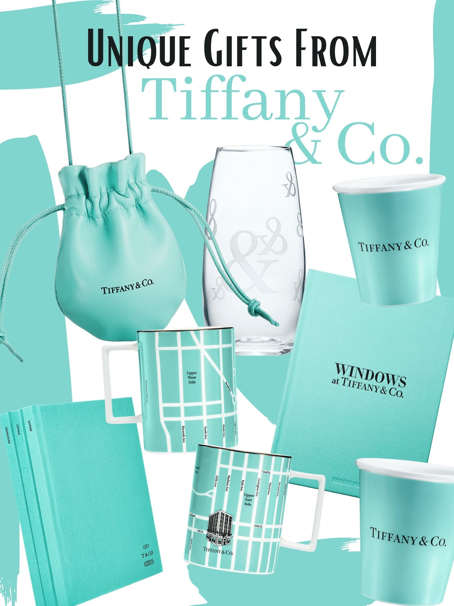 20 Unique Things Under $200 at Tiffany & Co.