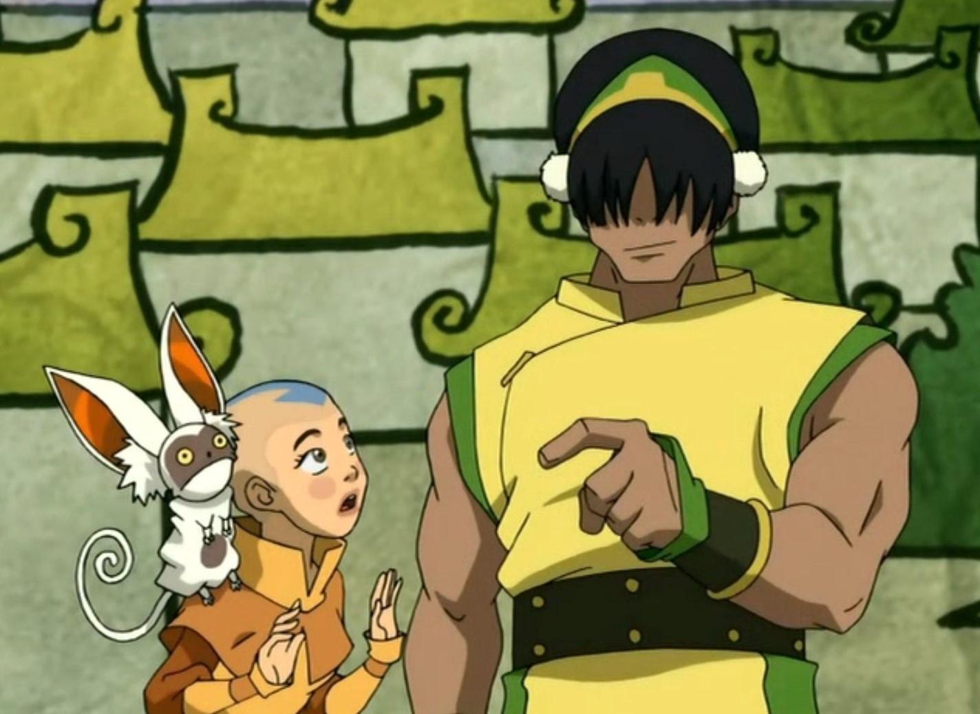 Avatar: A Lenda de Aang – Episódio 57 Dublado – Os Atores da Ilha Ember