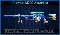 Cheytac M200 Aquarium