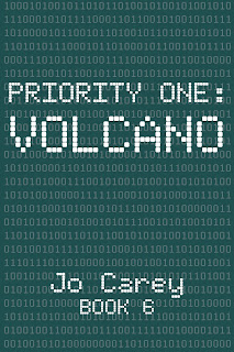 Announcing: Volcano (Priority One Book 6) cover image