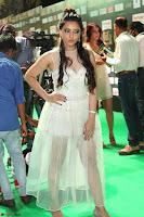 Meghana Gaur in a Deep Neck Sleeveless White Gown at IIFA Utsavam Awards 001.JPG