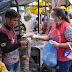 Secretaria de Assistência Social realiza ação de abordagem social nas feiras do São Pedro e Santo Antônio