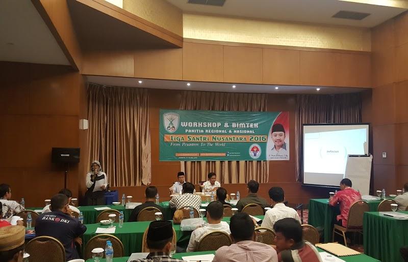 Liga Santri Nusantara Akan Semakin Ramai, dan Melibatkan 1024 Tim Pesantren se-Indonesia