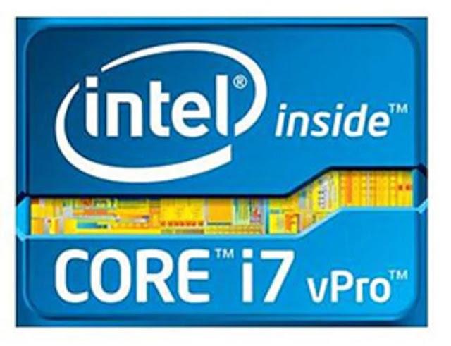 La technologie vPro dans un processeur Intel