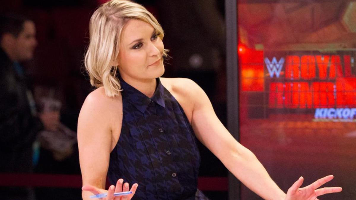 WWE forçou Renee Young a esconder seu sotaque canadense