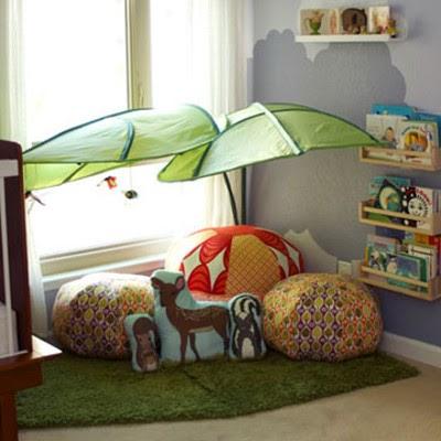 atelier martina egenter kinderzimmer nr 5 kuschelecke. Black Bedroom Furniture Sets. Home Design Ideas