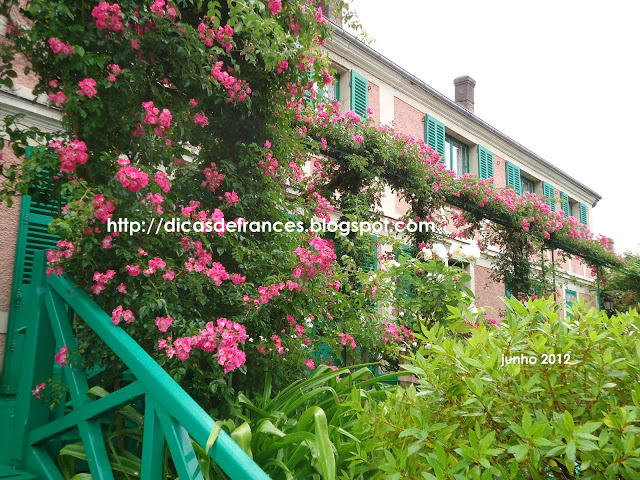 Giverny, Jardins de Monet