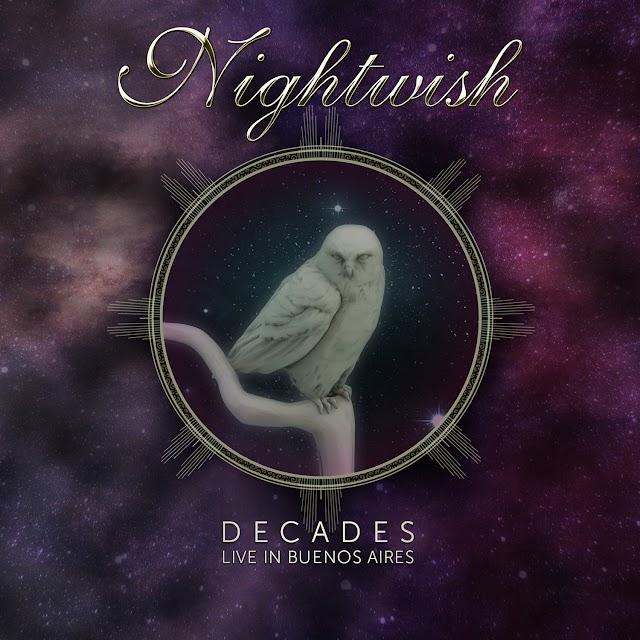 Nightwish lançam novo CD/DVD