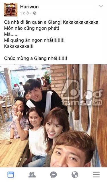 Đi ăn quán Trường Giang mới mở về, Trấn Thành – Hari Won liền nhận xét choáng - 4